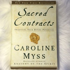 Sacred Contracts by Caroline Myss - Book